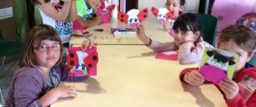 La carte rigolote: des animations également pour les primaires