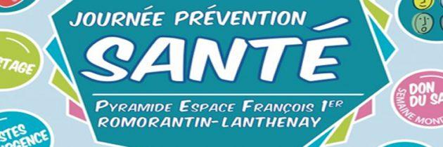 Journée prévention santé