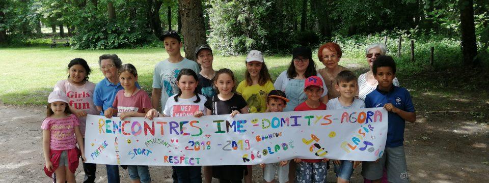 Rencontre IME-DOMITYS-AGORA du mercredi 19 juin 2019